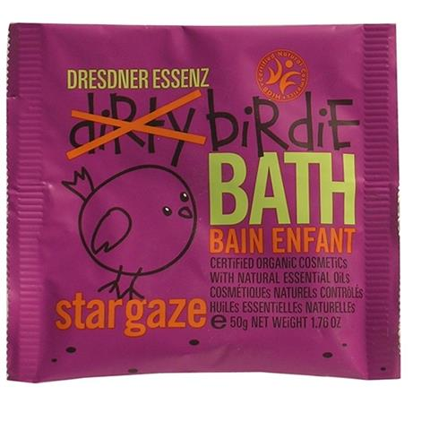 Pre de Provence Dresdner Essenz Dirty Birdie Bath Packet 50g-Star Gaze (Lavender Oil) Created Just For Kids Certified Organic 1.76oz