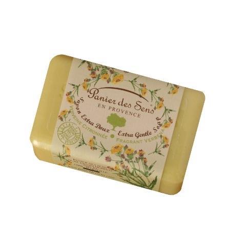 PanierDes Sens Shea Butter Soap Verbena 7oz