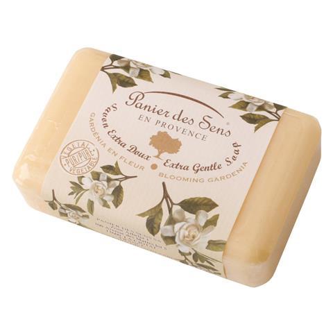 PanierDes Sens Shea Butter Soap Blooming Gardenia 7oz