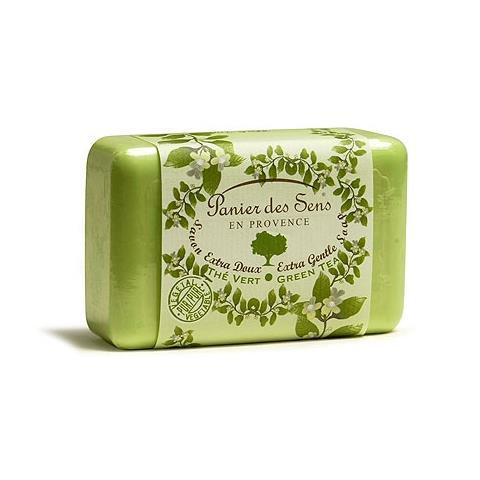 Panier des Sens Vegetable Soap - Green Tea 7oz / 200g