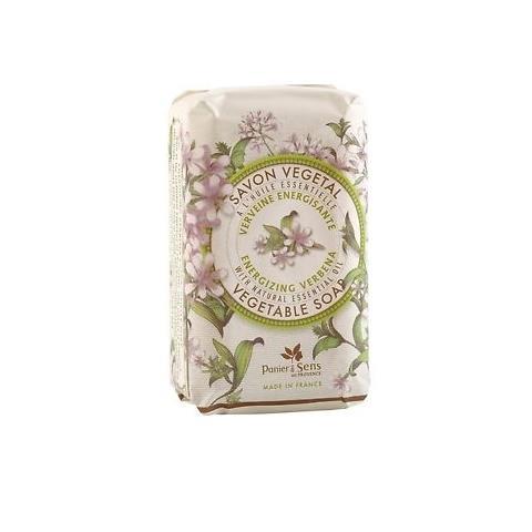 PanierDes Sens Energizing Verbena Vegetable Soap 5.3oz