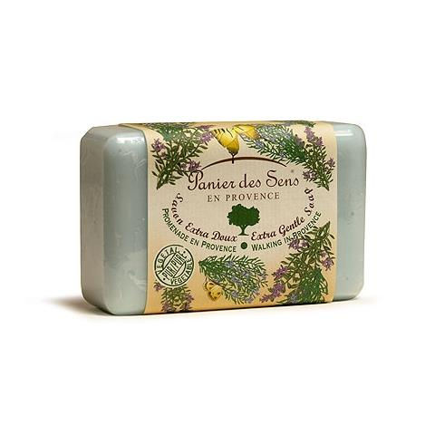 PanierDes Sens Shea Butter Soap WALKING IN PROVENCE 7oz