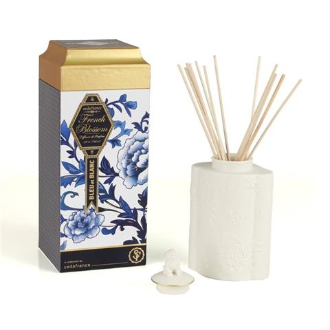 Seda France Bleu et Blanc Diffuser French Blossom 8oz