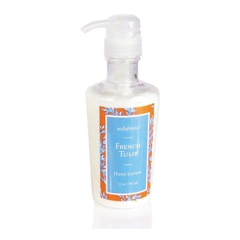 Seda France Classic Toile Liquid Hand Lotion French Tulip 12oz
