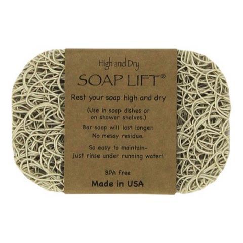 Soap Lift Soap Dish Bone Color