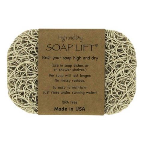 Soap Lift Soap Dish Bone Color