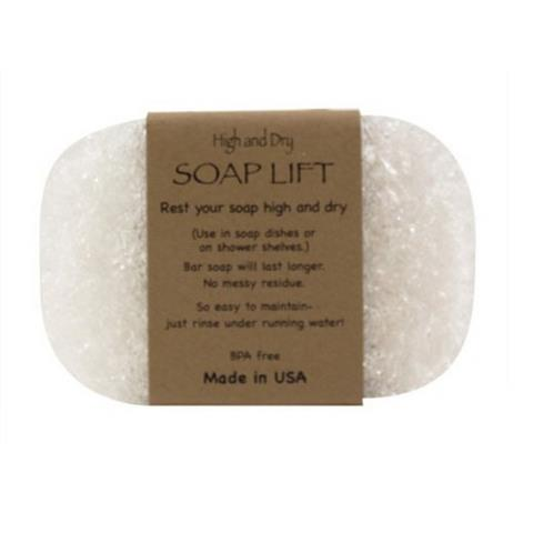 Soap Lift Soap Dish Clear Style