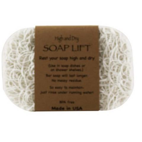 Soap Lift Soap Dish Off White Color