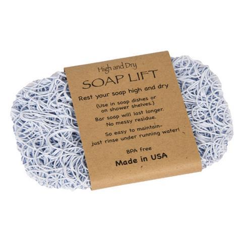 Soap Lift Soap Dish Seaside Blue Color