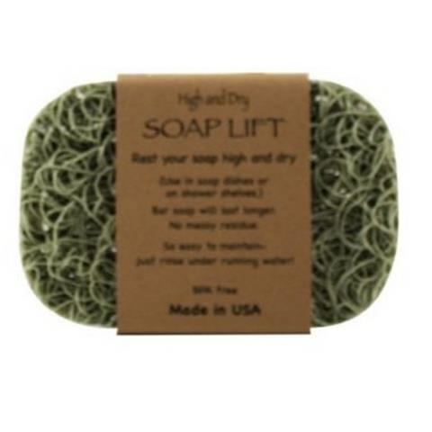 Soap Lift Soap Dish Sage Color