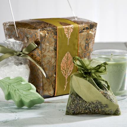 Sonoma Lavender Eucalyptus Take out Box 4 items