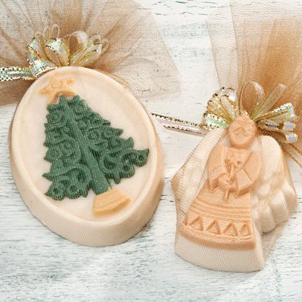 Sonoma Lavender Timber Lake Christmas Gift Soap - 3oz. One Soap