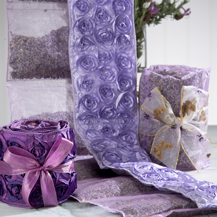 Sonoma Lavender Sachets By The Yard