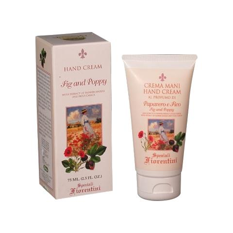 Derbe Speziali Fiorentini Fig & Poppy Hand Cream 2.5 oz