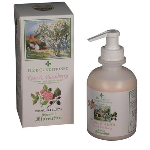 Derbe Speziali Fiorentini Rose & Blackberry Hair Conditioner Pump 8.4 oz