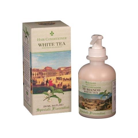 Derbe Speziali Fiorentini White Tea Hair Conditioner Pump 8.4 oz