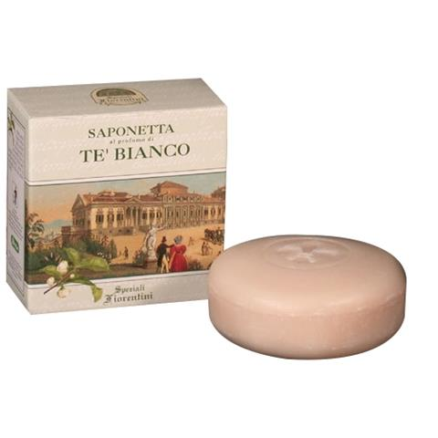 Derbe Speziali Fiorentini White Tea Bath Soap 3.3 oz