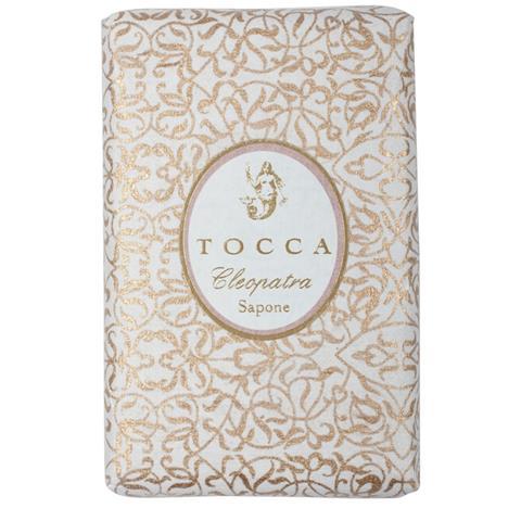 Tocca Cleopatra Grapefruit and Cucumber Bar Soap 4oz
