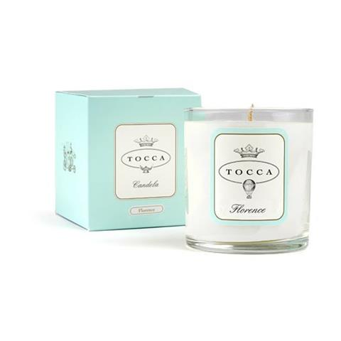 Tocca Florence Centifolias Candle 10.6oz