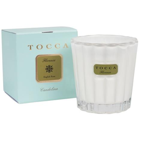 Tocca Florence Centifolias Candle 3oz