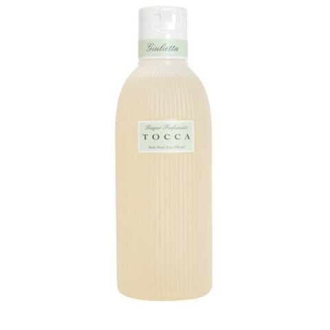 Tocca Giulietta Pink Tulip and Green Apple Body Wash 9oz