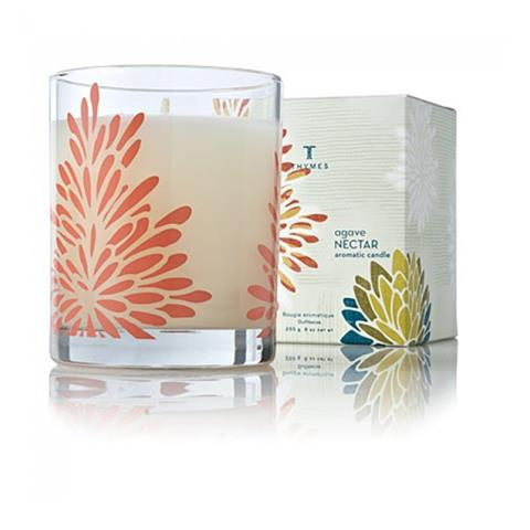 Thymes Agave Nectar Poured Candle 9oz