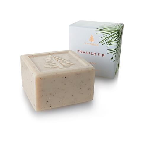 Thymes Frasier Fir Triple Milled Soap 5.5Oz