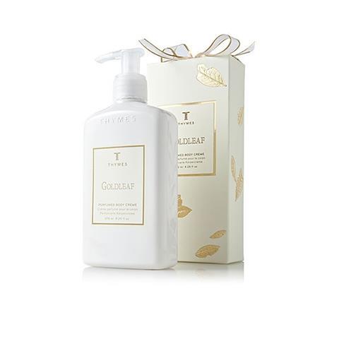 Thymes Goldleaf Perfumed Body Creme 9.25 Oz