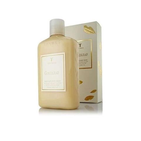 Thymes Goldleaf Perfumed Body Wash 9.25 Oz