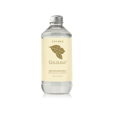 Thymes Goldleaf Reed Diffuser Oil Refill 7.75Oz