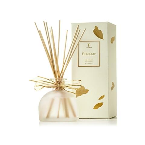 Thymes Goldleaf Fragrance Diffuser 7Oz