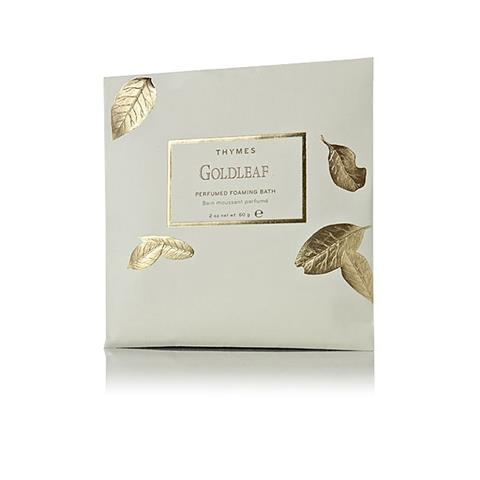 Thymes Goldleaf Bath Powder In Envelope 60G 2Oz