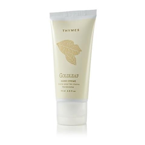 Thymes Goldleaf Hand Creme 2.5 Oz 70 Ml