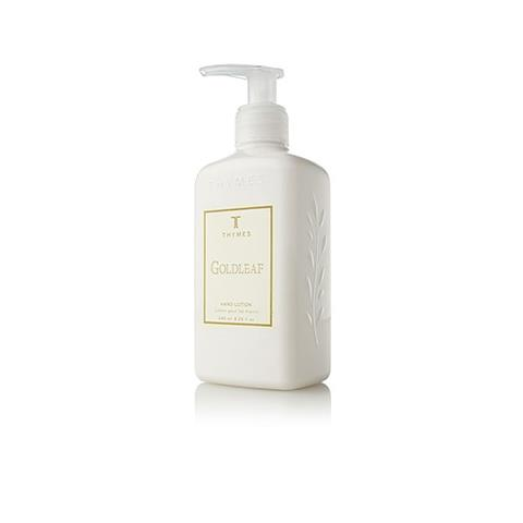 Thymes Goldleaf Hand Lotion 8.25 Oz