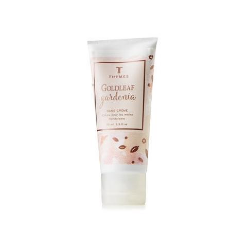 Thymes Goldleaf Gardenia Hand Creme 2.5 Fl Oz 70 Ml
