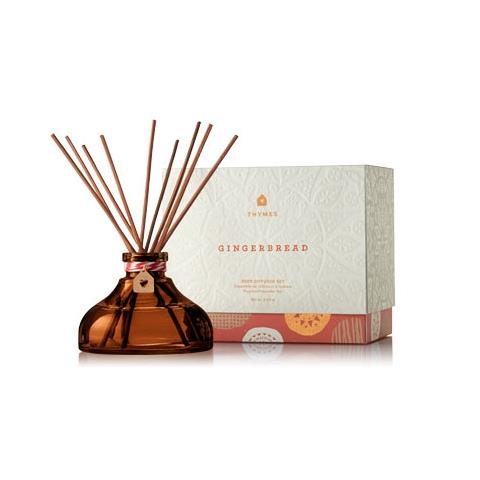 Thymes Gingerbread Petite Diffuser Set 4.1 Oz