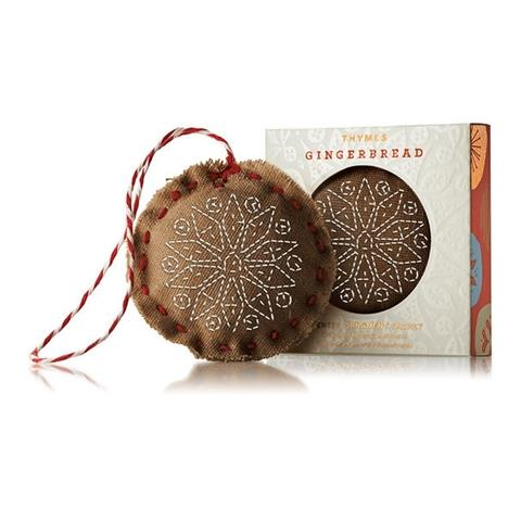 Thymes Gingerbread Ornament Sachet