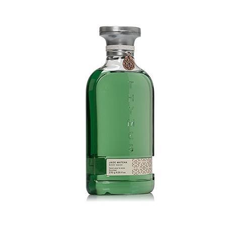 Thymes Jade Matcha Body Wash 9.25 Oz