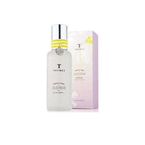 Thymes Temple Tree Jasmine Cologne 1.75 Oz