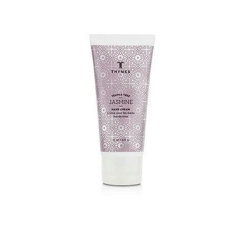 Thymes Temple Tree Jasmine Hand Cream Tube 2.5 Oz