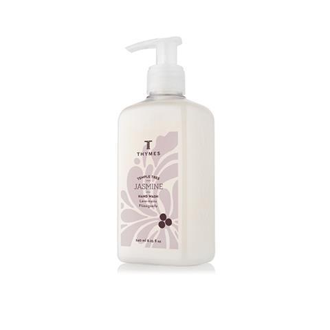 Thymes Temple Tree Jasmine Hand Wash Pump 8.25 Oz