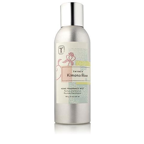 Thymes Kimono Rose Home Fragrance Mist 3 Oz