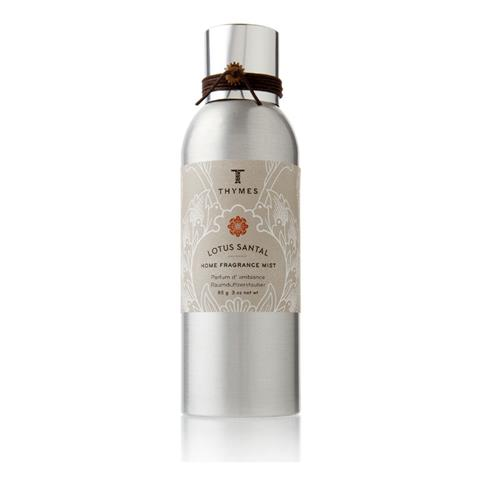 Thymes Lotus Santal Home Fragrance Mist 3 Oz