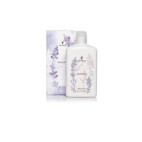 Thymes Lavender Body Lotion 9.25Oz