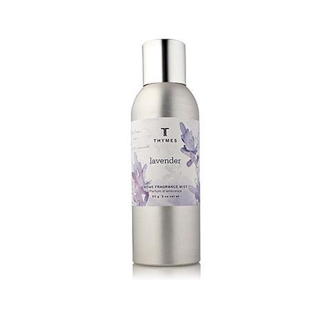 Thymes Lavender Home Fragrance Mist 3Oz