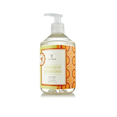 Thymes Mandarin Coriander Hand Wash Large 17Oz