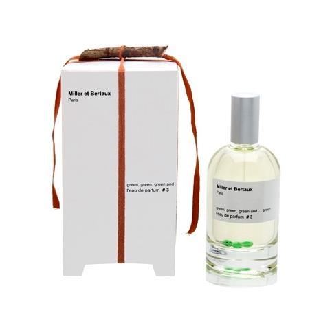 Miller et Bertaux Eau de Parfum Green