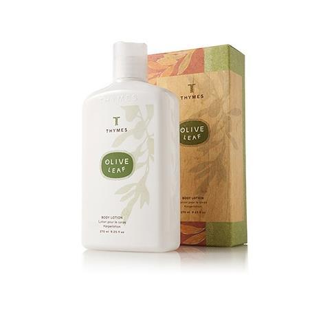 Thymes Olive Leaf Body Lotion 9.25 Fl Oz