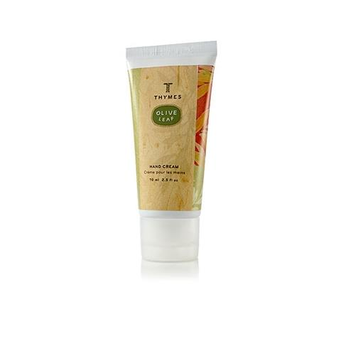 Thymes Olive Leaf Hand Cream 2.5Oz