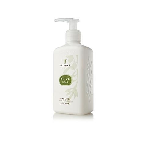 Thymes Olive Leaf Hand Lotion 8.25Oz